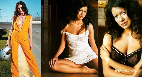 Most Beautiful Female Race Car Drivers - TheRichest
