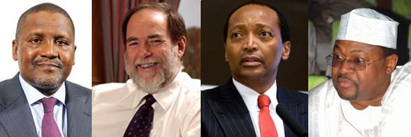 Richest People In Africa – African Billionaires