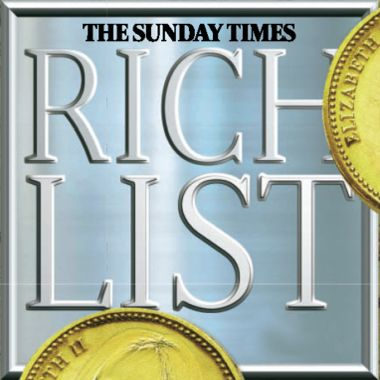 Sunday Times Sport Rich List