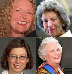 Richest Women In America