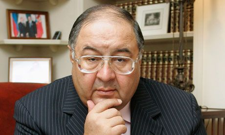 Alisher Usmanov Net Worth
