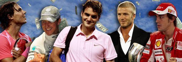 Highest Paid Athletes 2011