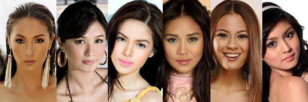 Top 20 Most Beautiful Celebrities In The Philippines