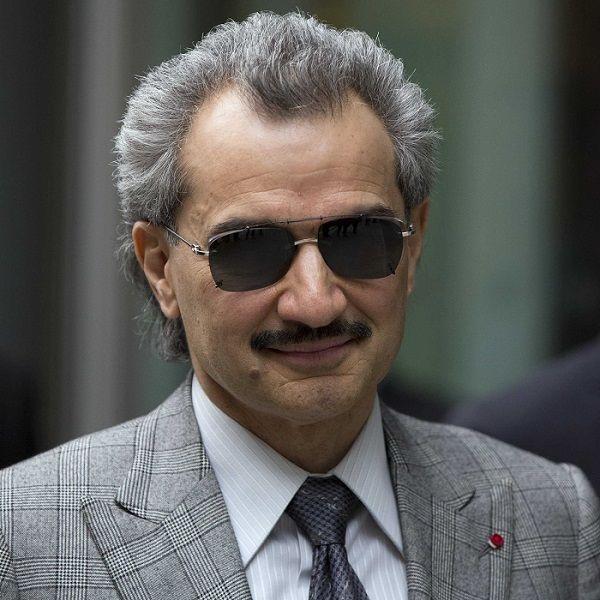 Prince Al-Waleed bin Talal Net Worth