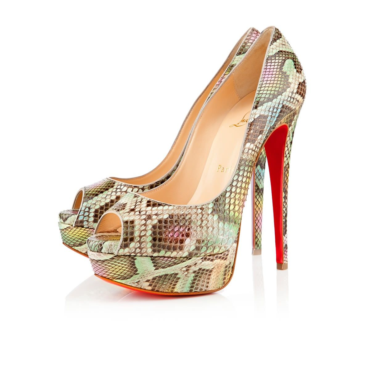 The Most Expensive Christian Louboutin Shoes of 2013 - TheRichest