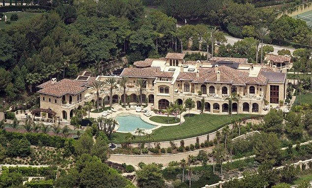 Most Famous Celebrity Homes Of All Time TheRichest