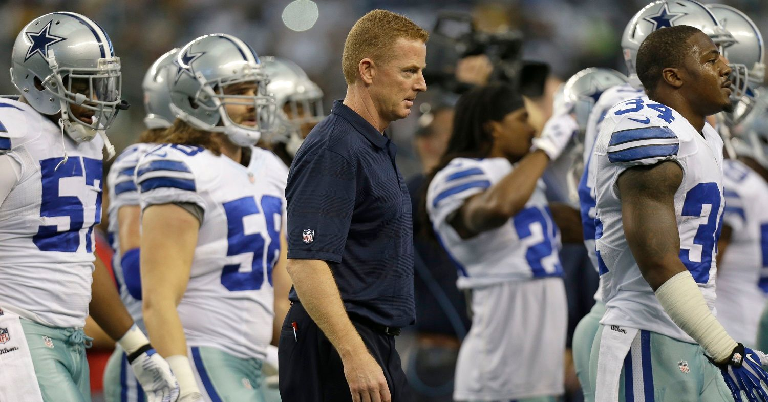 Top 10 Highest-Paid 2013 Dallas Cowboys Players