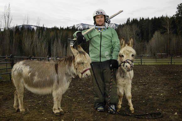 3. Patrick Deneen / 2 Miniature Donkeys, 1 Regular Donkey, 25 Horses / Total Cost: $124,000