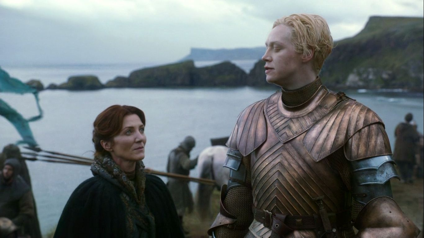 9. Brienne Actress Gwendoline Christie is Even Taller thanYou'dThink