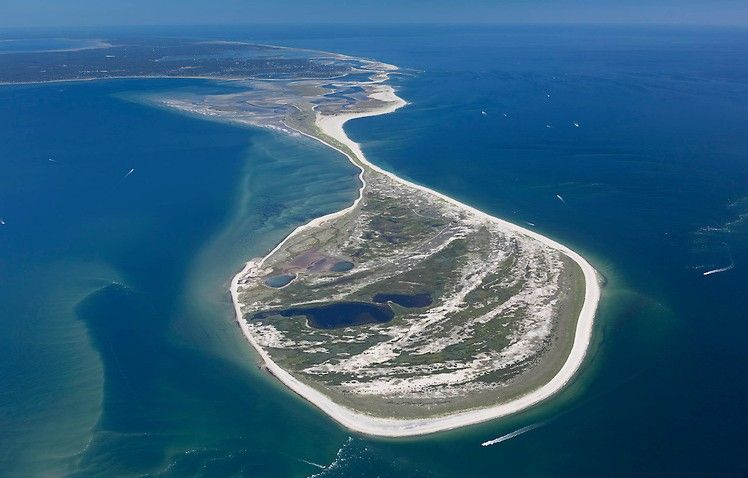 9. Monomoy Islands, Massachusetts