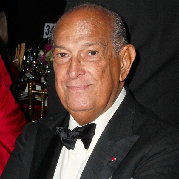 Oscar de la Renta Net Worth