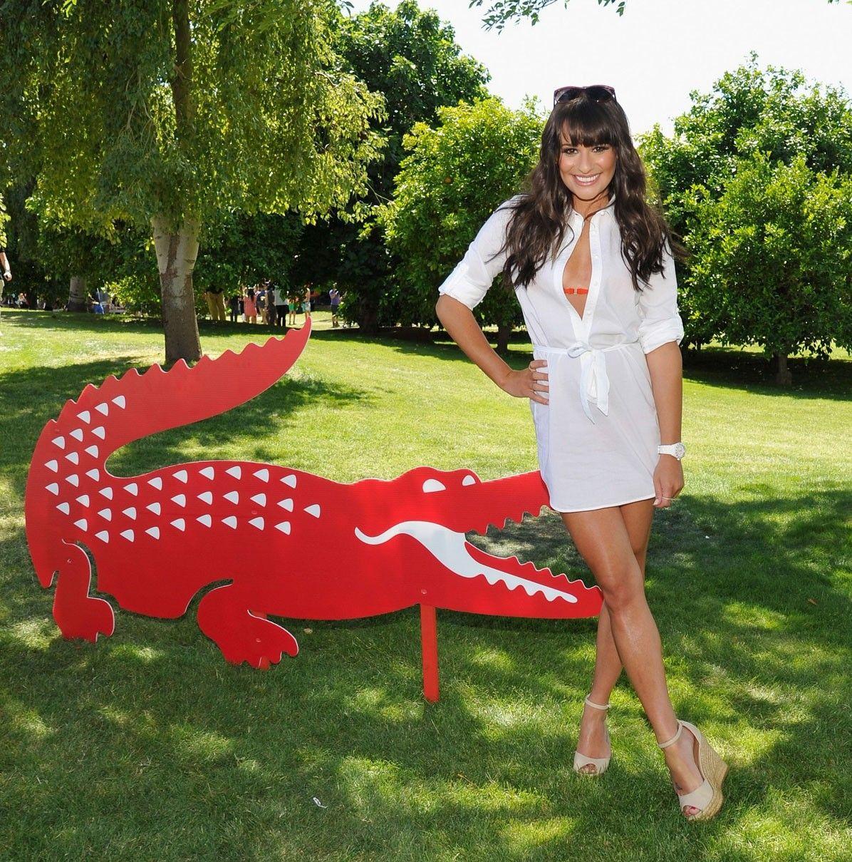 9. Lea Michele