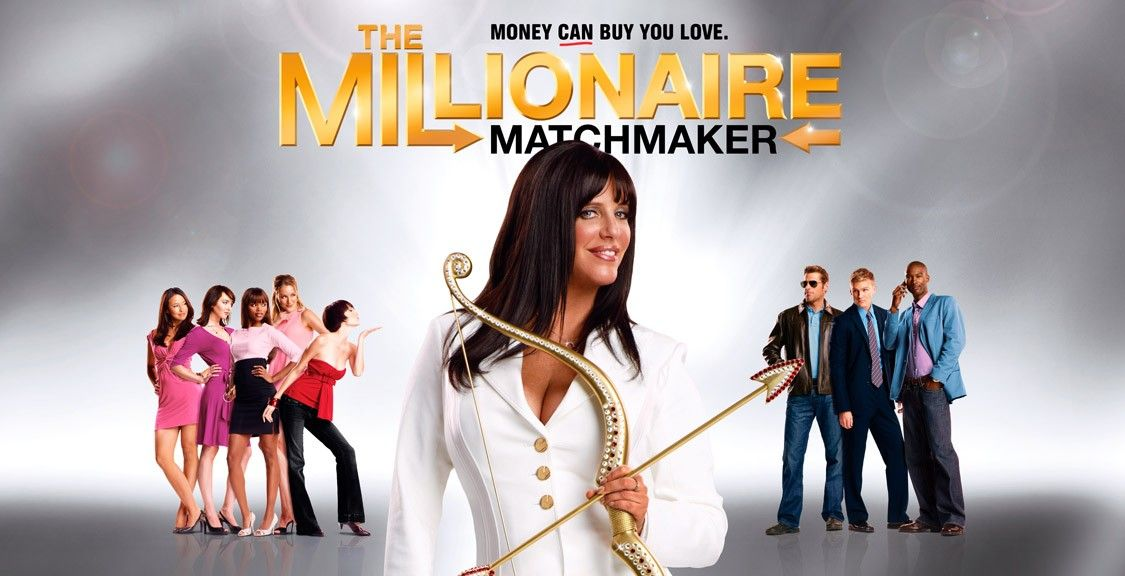 "THE MILLIONAIRE MATCHMAKER ""Perez Hilton & Sonja Morgan"" Pictured: (l ..."