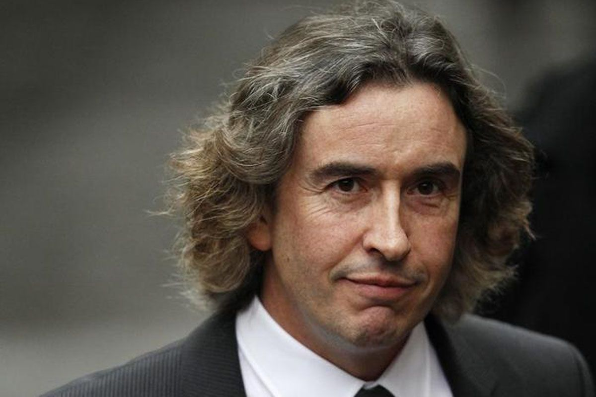 British comedian Steve Coogan arrives at the Leveson Inquiry at the High Court in central London
