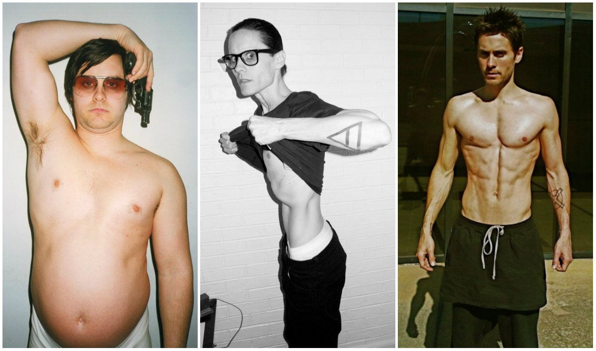 10 amazing body transformations by actors for film therichest