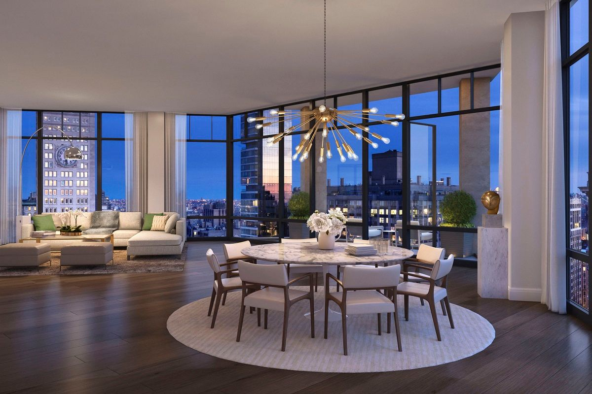 10 Most Expensive Penthouses With Rent Price