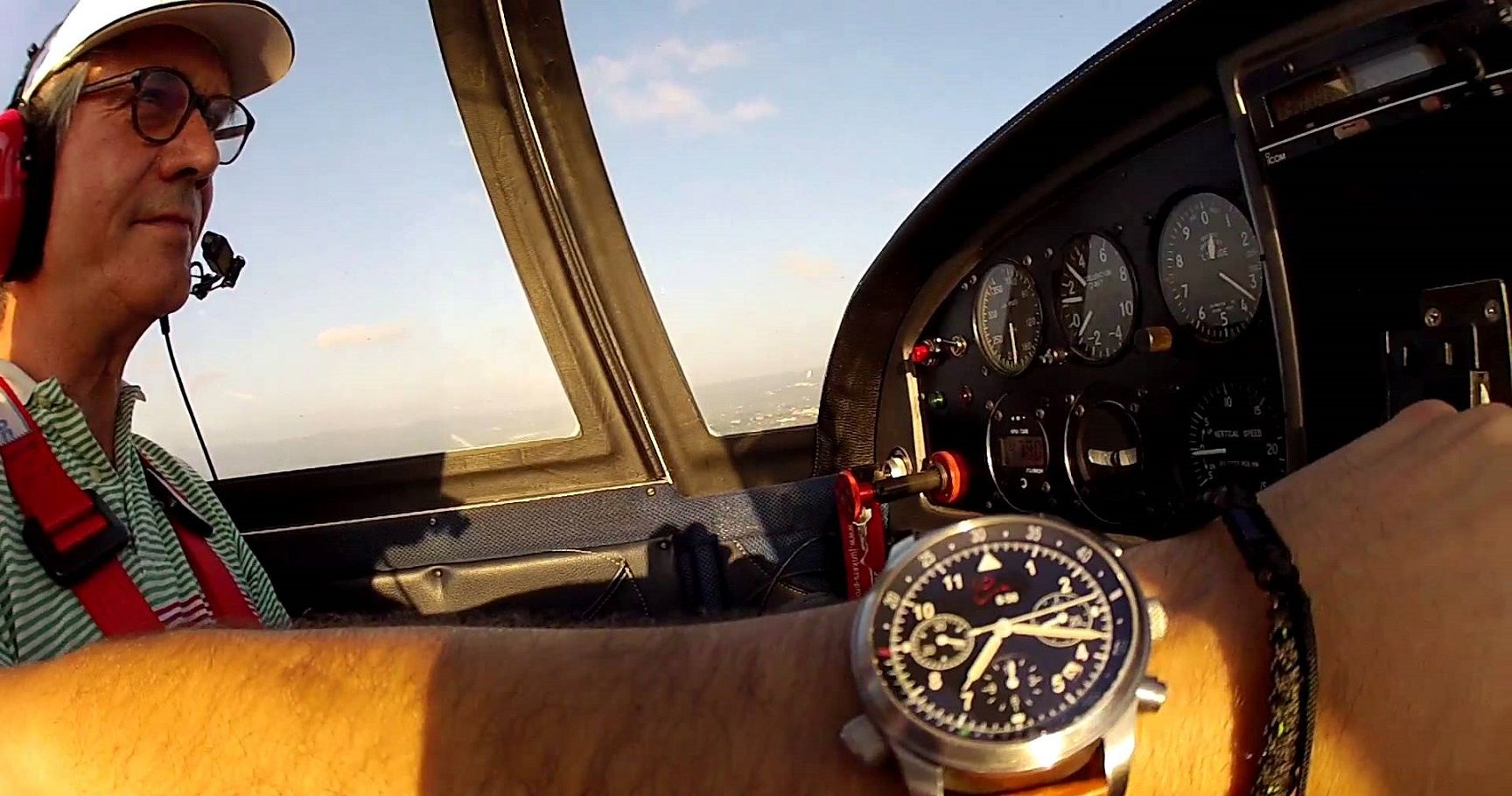 You Won't Believe How This Man Combines His Love of Airplanes and Watches