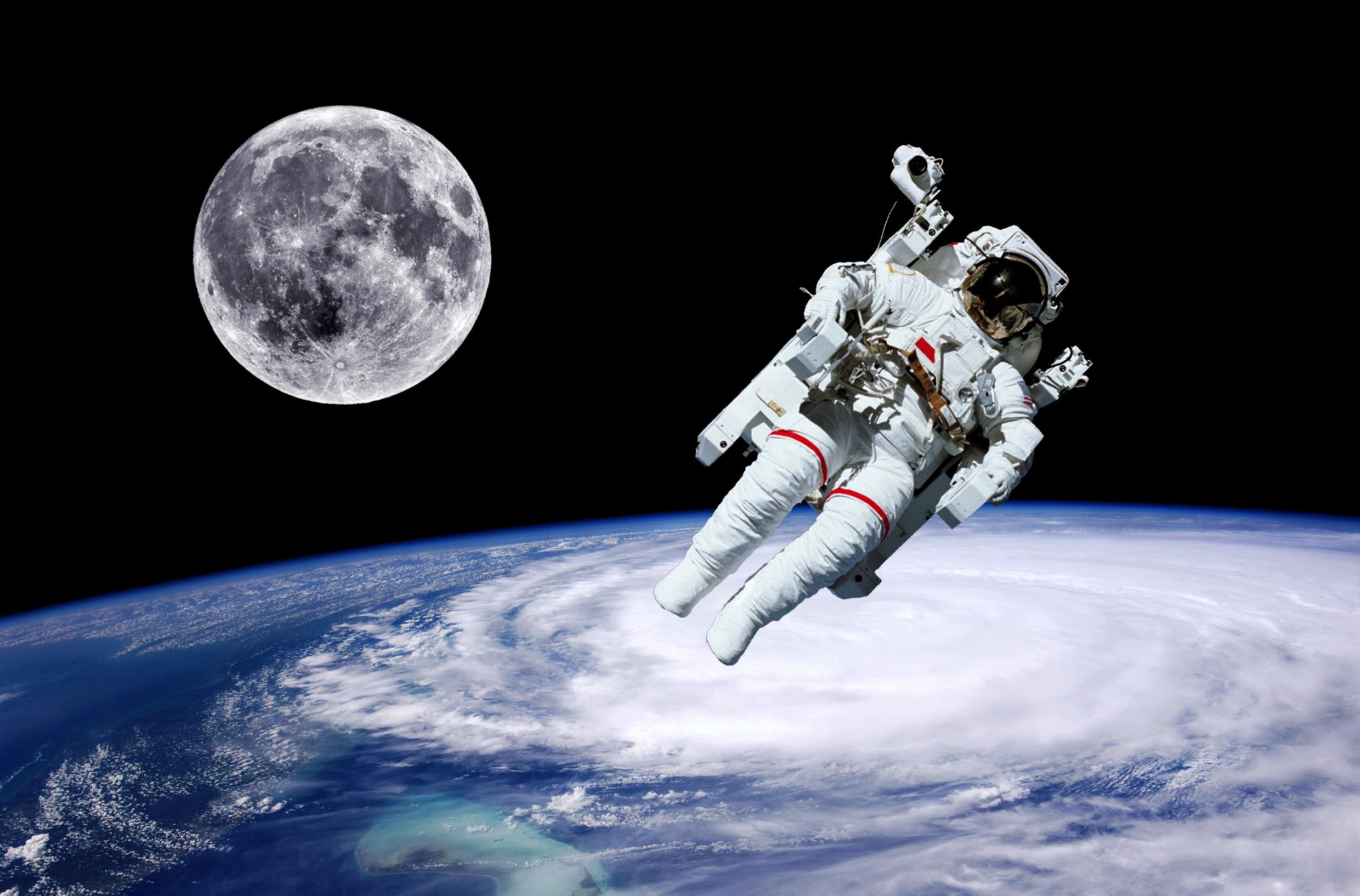 astronaut to space - photo #30