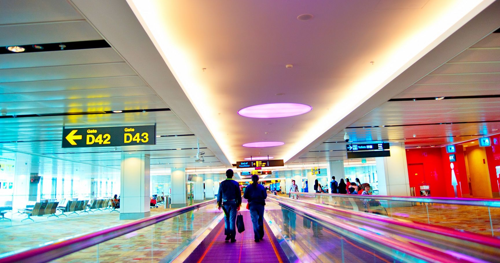 The World's 10 Coolest Airports