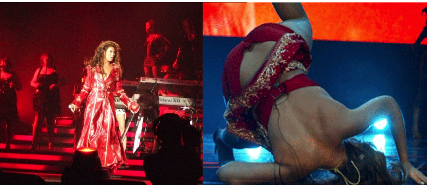 10 Celebs And Their Most Embarrassing On Stage Moments