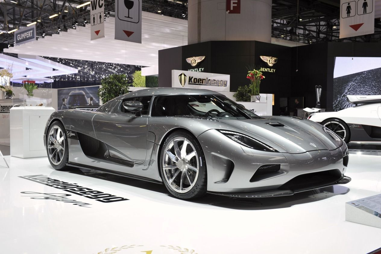Fastest Cars in The Universe Fastest Cars The Price Tag is