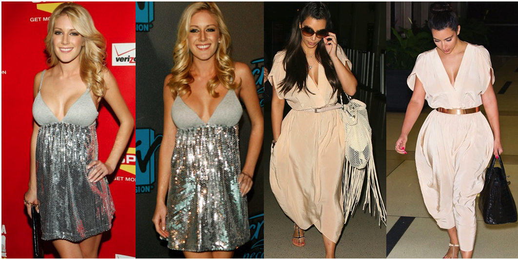 10 Celebrities Caught Repeating Outfits
