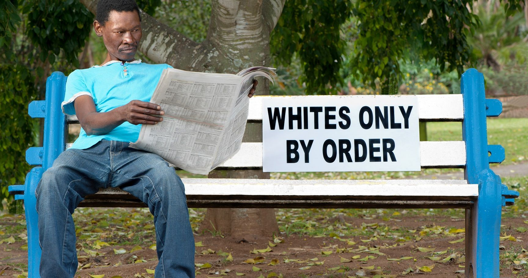 the major problem of racism throughout the world