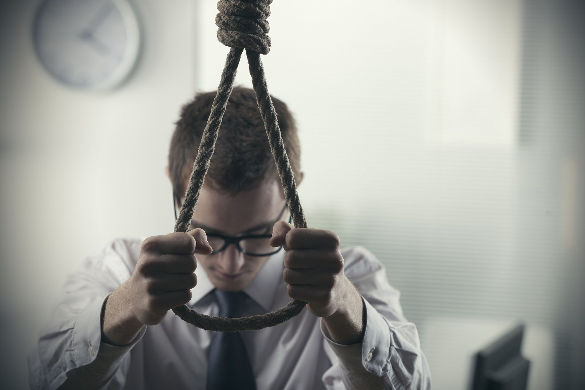 15 Professions With The Highest Suicide Rates