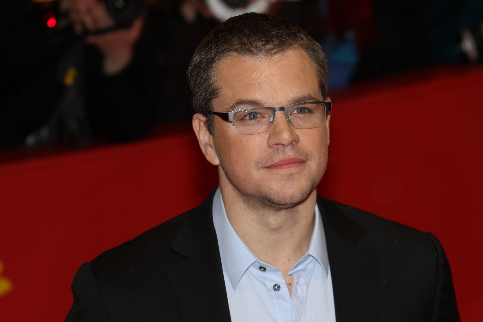 10. Matt Damon