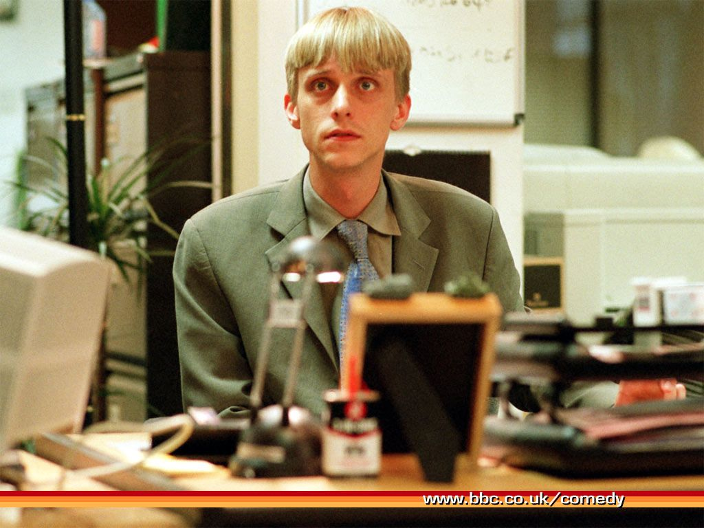 8. Mackenzie Crook in The Office