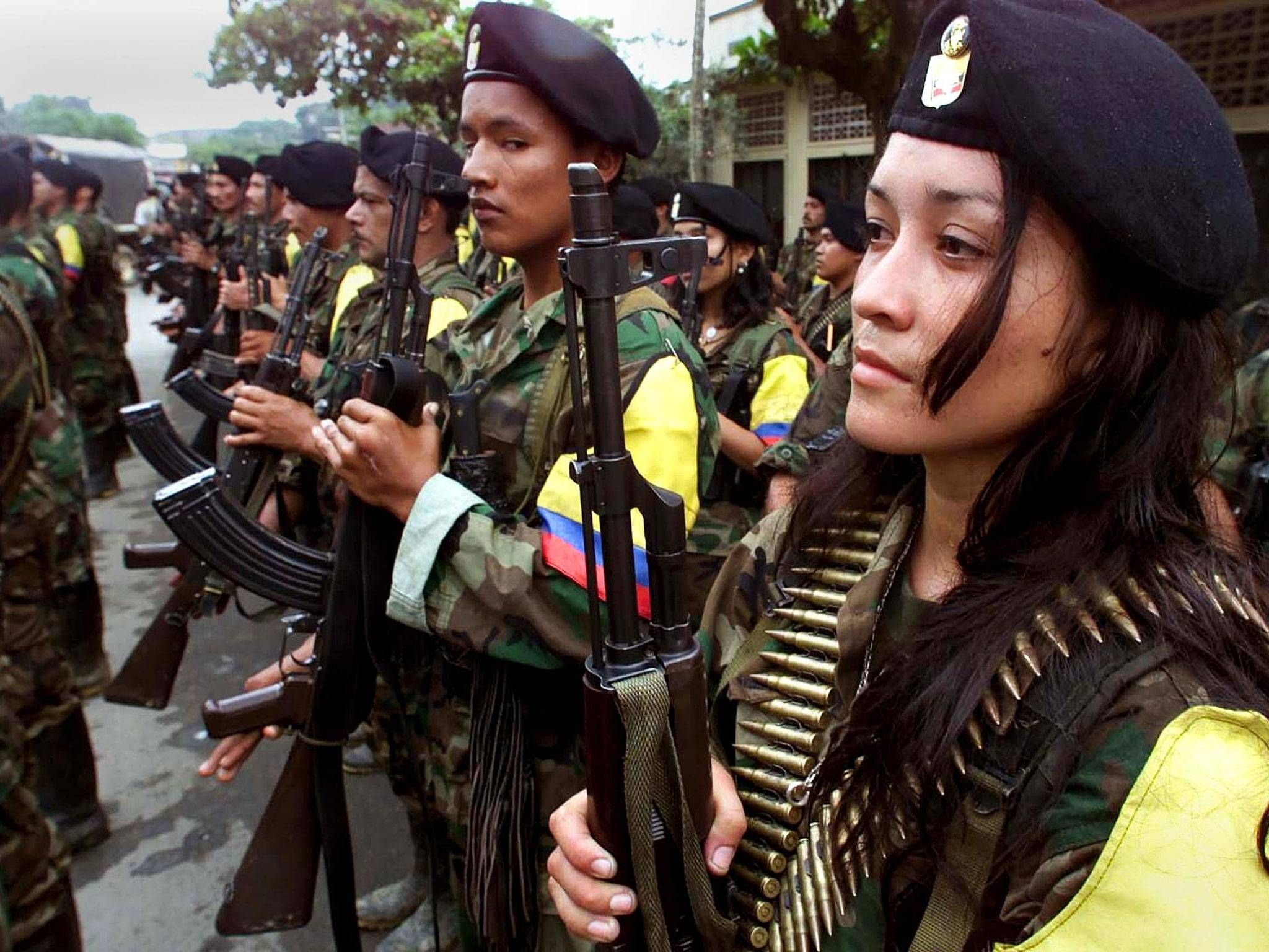 10. FARC and the Patriotic Union
