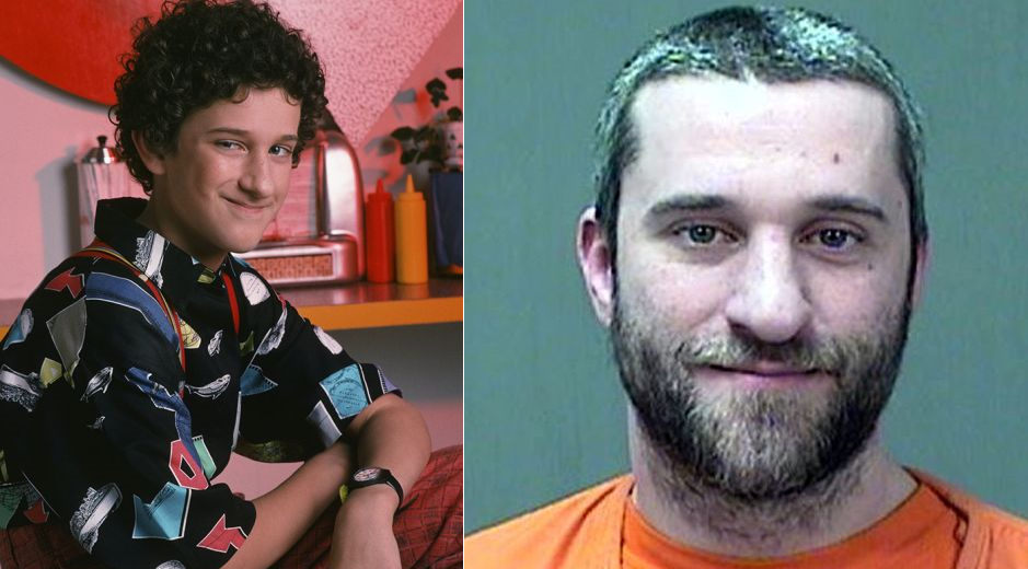 10 Celebs Who Went From Childhood Stars To Convicts