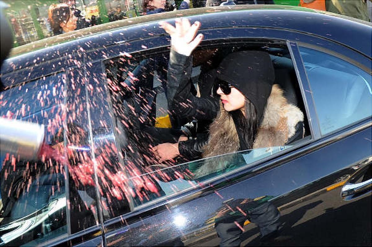 6. Lindsay Lohan – 2005