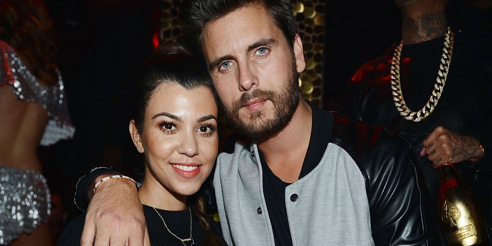 The 10 Most Shocking Moments That Destroyed Kourtney Kardashian And Scott Disick