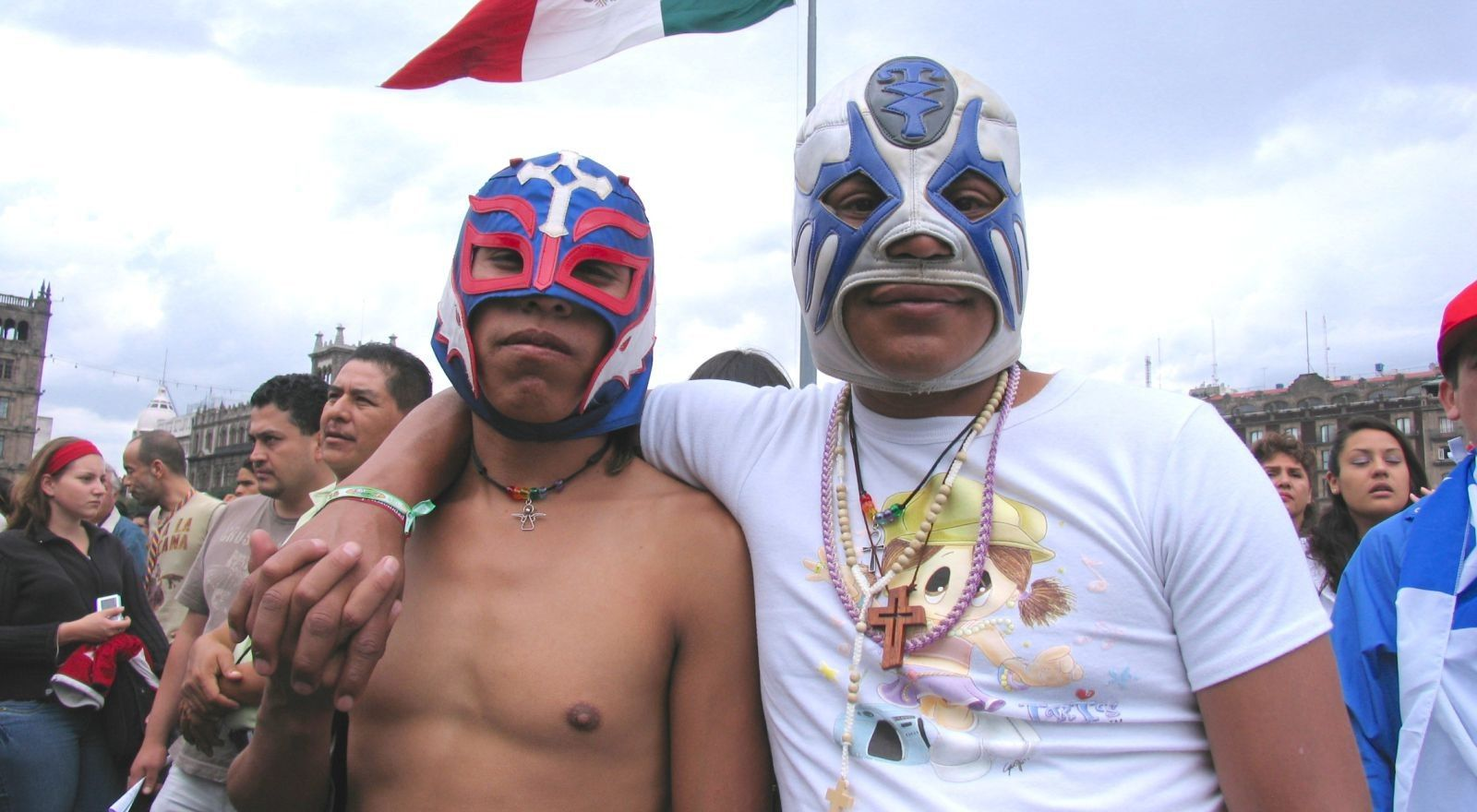 Mexican soccer fans are reluctant to give up a favorite chant — an anti