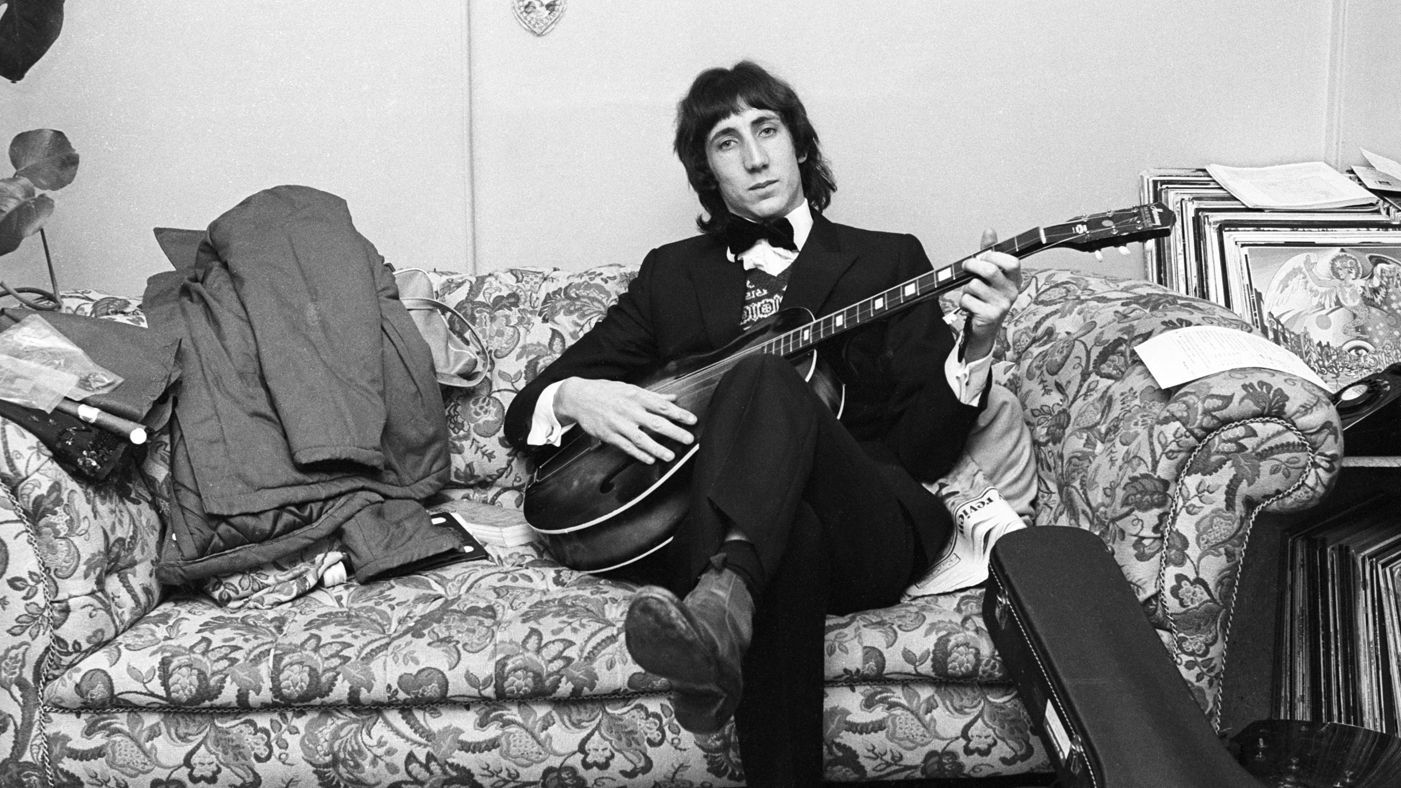 10. Pete Townshend – The Who