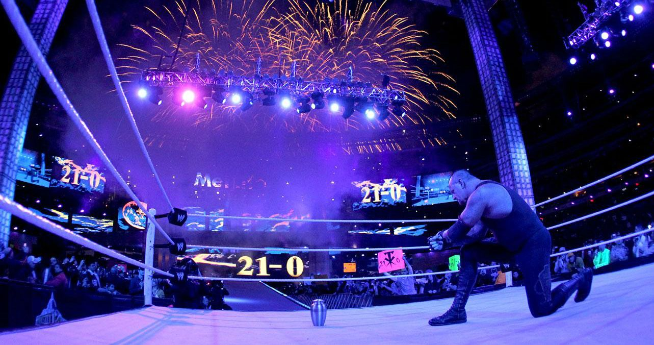10 WWE Records That Will Never Be Broken
