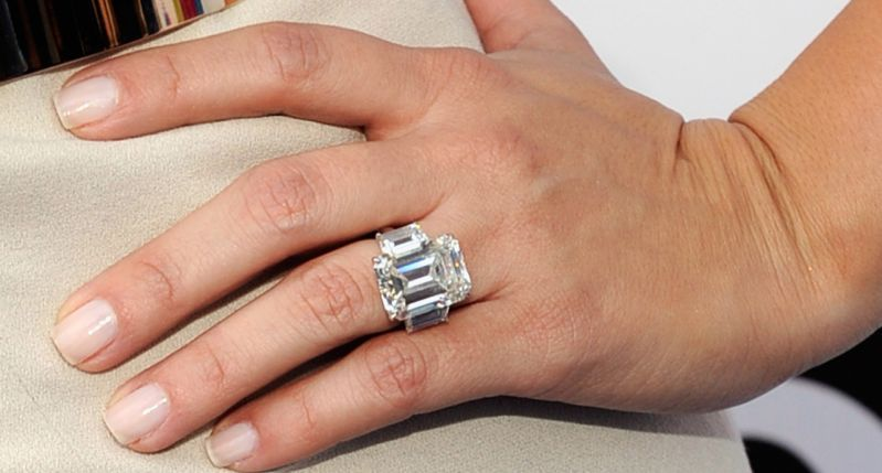 10 Most Expensive Celeb Engagement Rings Of All Time