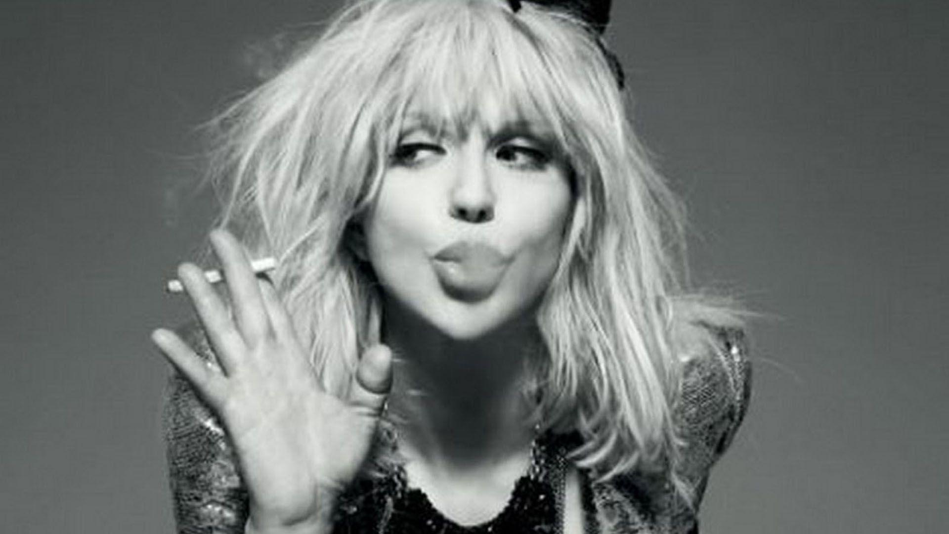 5. Courtney Love