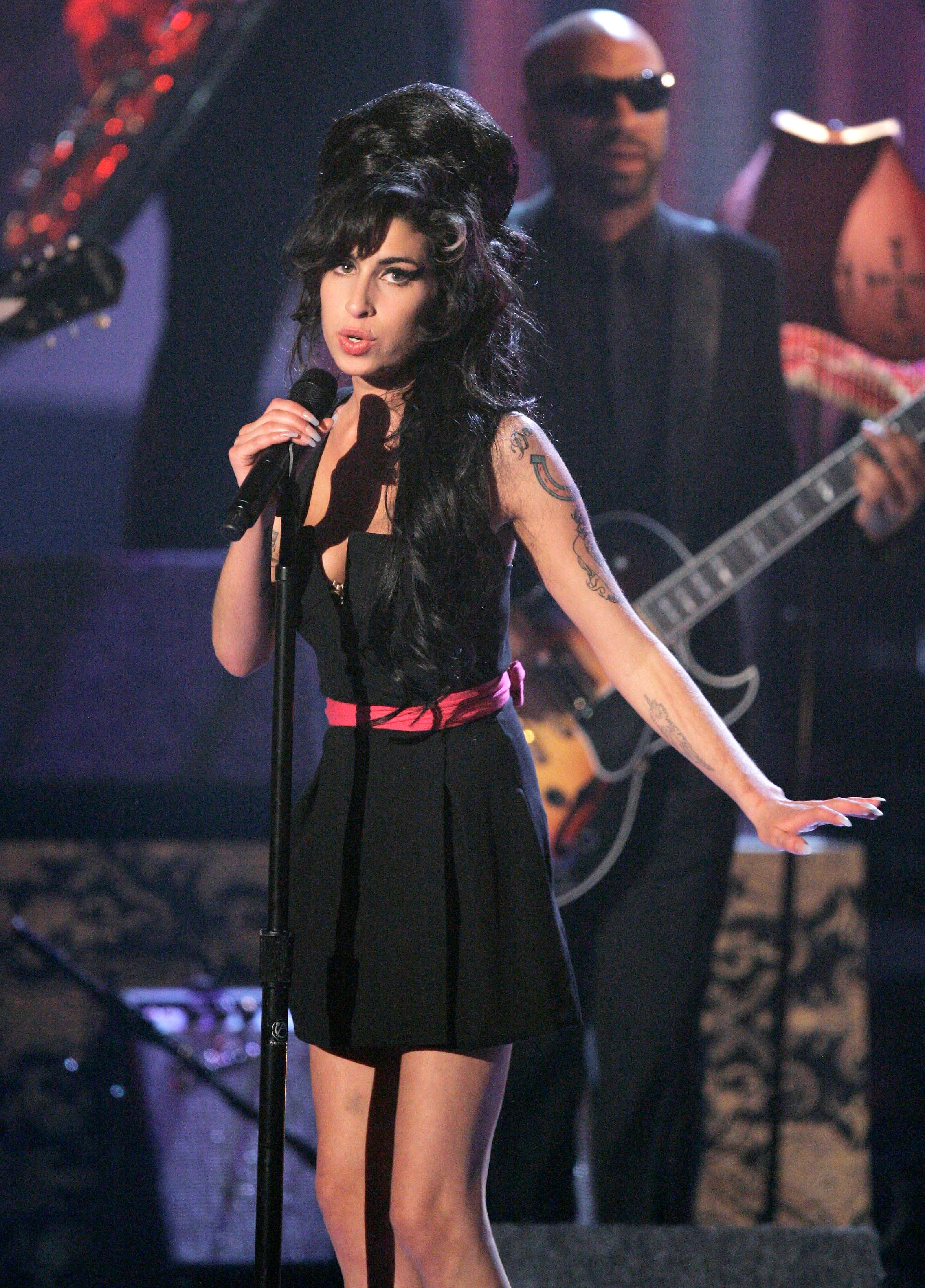 6. Amy Winehouse