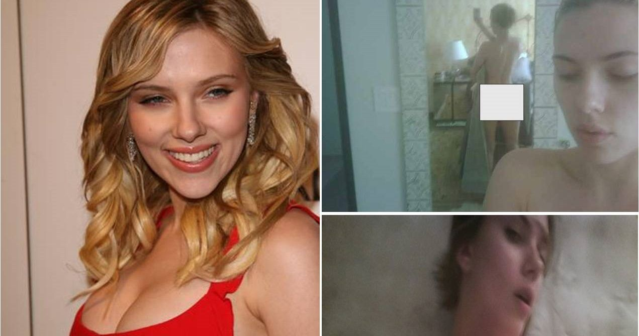Top 15 Shocking Celeb Nude Photo Scandals