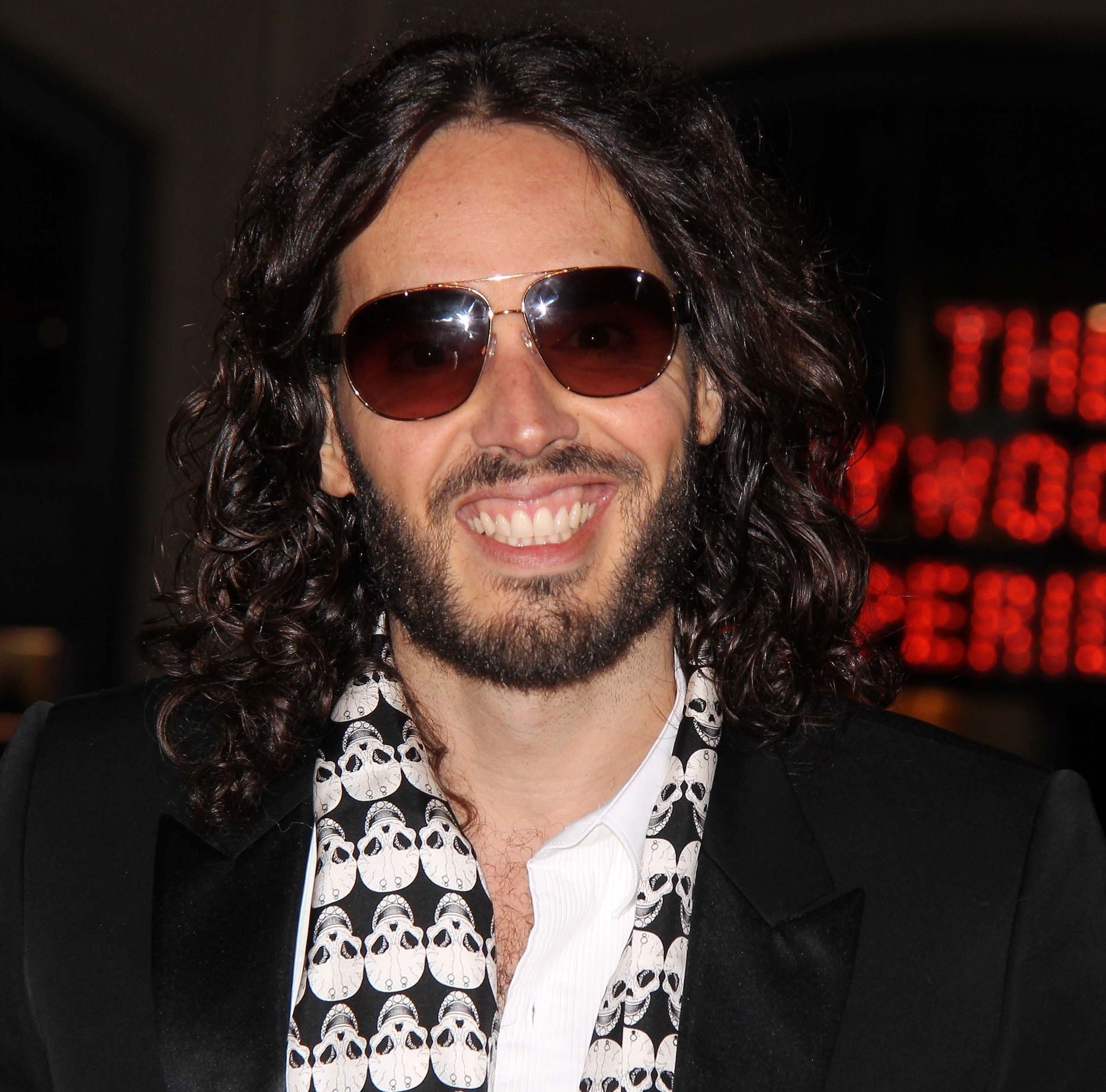 17. Russell Brand