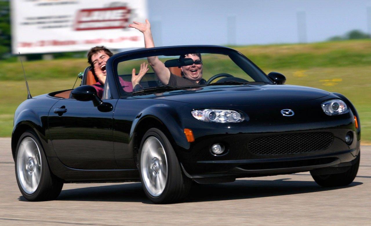 Top 15 Feminine Cars That Guys Drive