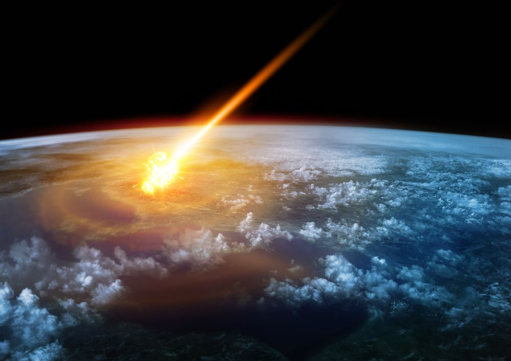 10. An Asteroid Could Blow Us to Smithereens