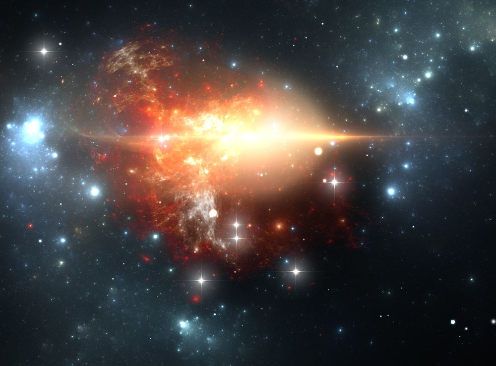 7. Earth Could Get Blown Up by a Supernova