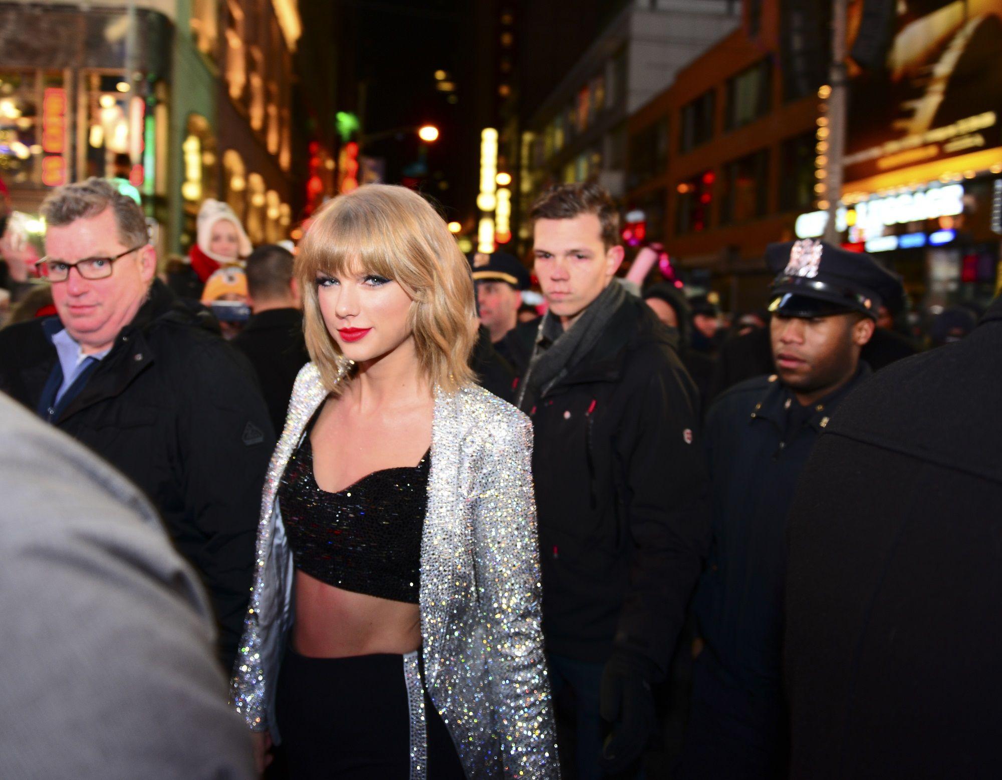 15. Taylor Swift