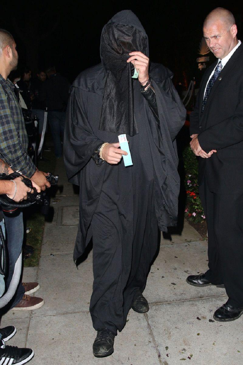 17. Leonardo DiCaprio – Grim Reaper
