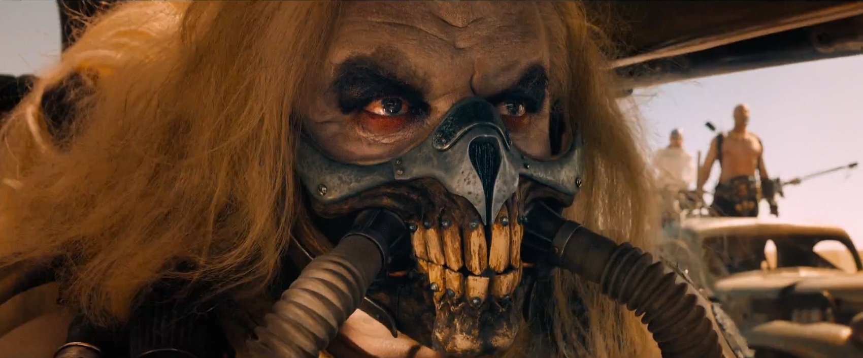 8. Immortan Joe – Mad Max: Fury Road