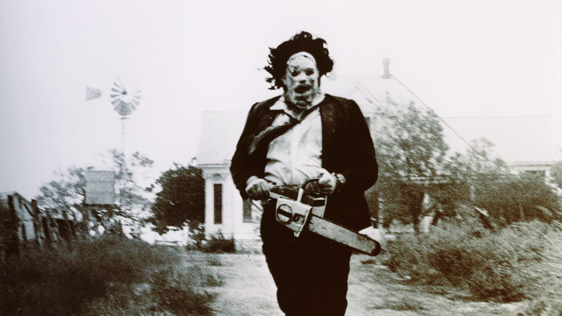 6. Leatherface – Texas Chainsaw Massacre
