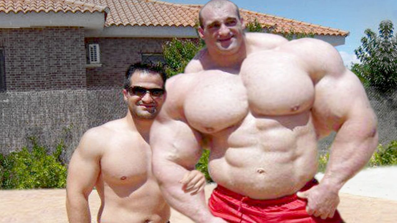 10 Bodybuilders That Took It Too Far